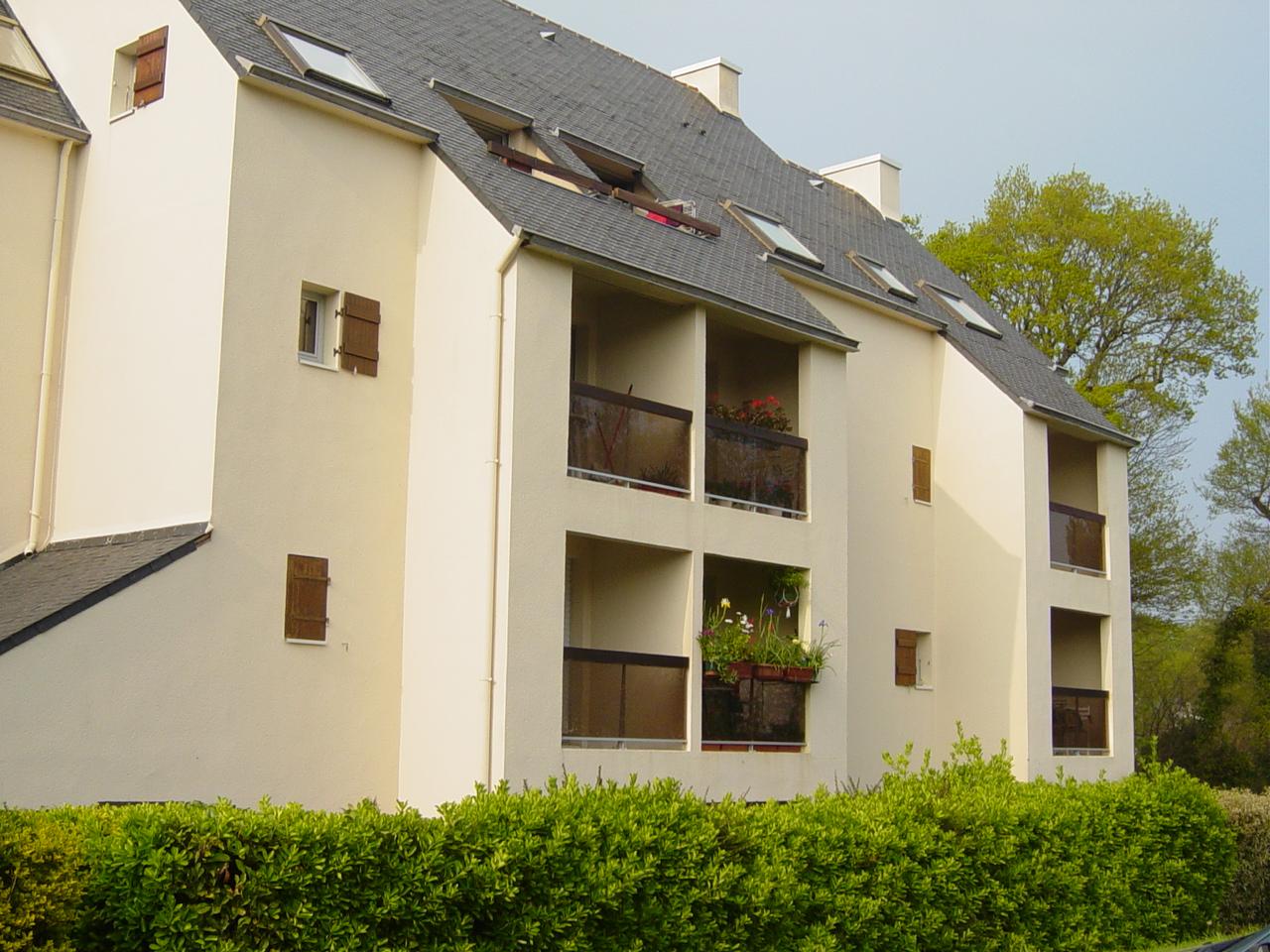 Appartement le cormoran b nodet anse de penfoul for Le jardin 21 rue de la federation